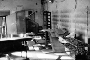 Krippenfiguren Manufaktur zu Zeiten der DDR