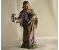 Josef, mit kleiner Laterne, 11cm