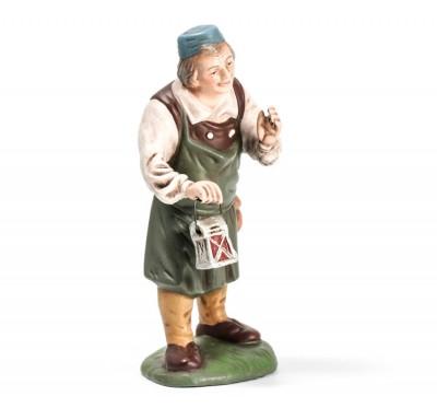 Krippen-Figur Wirt, 11cm