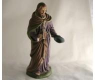 Josef mit kleiner Laterne, 12cm