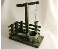 Zieh-Brunnen mit Tränke, 12cm