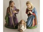 Heilige Familie Set 2, 12cm (Boden-Kr.)