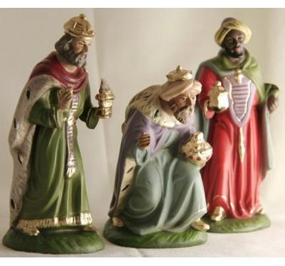Die drei Weisen, Set 18, 12cm