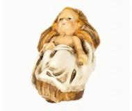 Krippenfigur-Jesus-Kind-in-der-Bodenkrippe