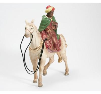 Caspar zu Pferd, 14cm