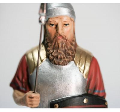 Römischer Soldat, 14cm