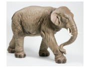 Elefant, stehend, 14cm