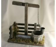 Zieh-Brunnen mit Tränke, 14cm