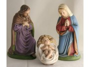 Heilige Familie Set 2, 14cm (Boden-Kr.)