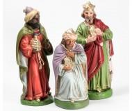 Krippenfiguren-Die-drei-Weisen-drei-Könige