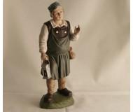 Krippenfigur Wirt, 14cm